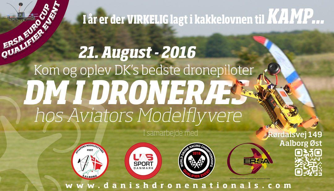 DM I Drone race