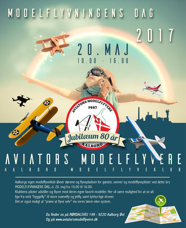 Modelflyvningens Dag 2017
