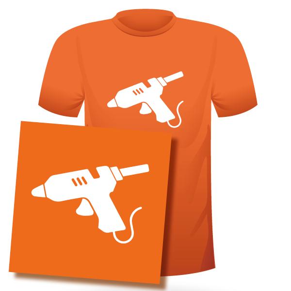 Aviator Hot Glue Inc t shirt