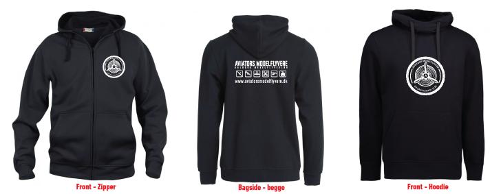 Aviator Retro hoodiesweatshirt
